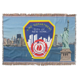 New York City Fire Department Throw