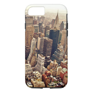 New York City From Above iPhone 7 Case