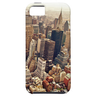 New York City From Above iPhone SE/5/5s Case