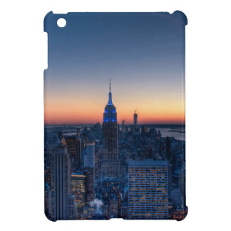 New York City from top of the Rockefeller Centre iPad Mini Case