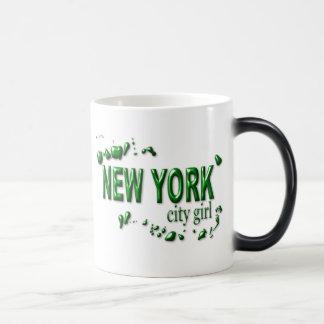 New York City Girl Magic Mug
