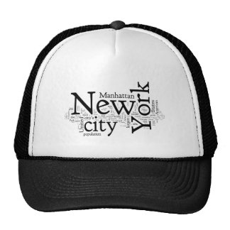 New York City Gorra