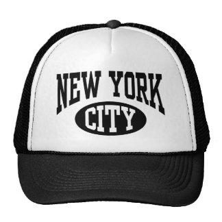 New York City Gorros