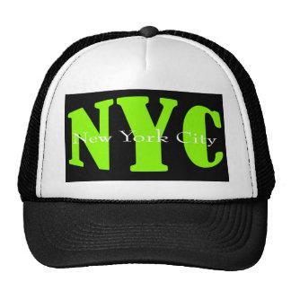 New York City Gorras De Camionero