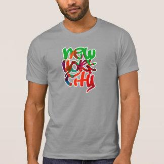 New York City (graffiti style) T Shirt
