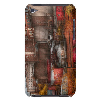 New York - City - Greenwich Village - Abstract cit iPod Touch Case