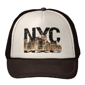 NEW YORK CITY HAT