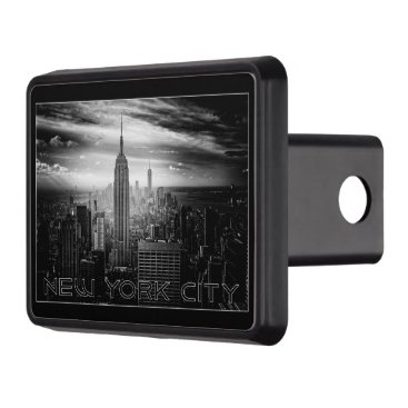 USA Themed NEW YORK CITY hitch cover