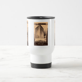 New York City Hotel Taft Travel Mug