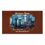 New York - City - Hudson River Park - Downtown Business Card