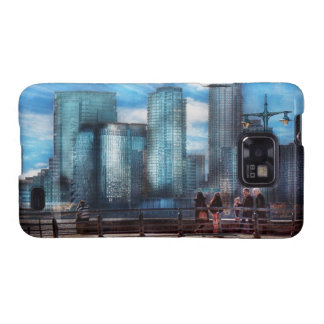 New York - City - Hudson River Park - Downtown Samsung Galaxy S2 Cover