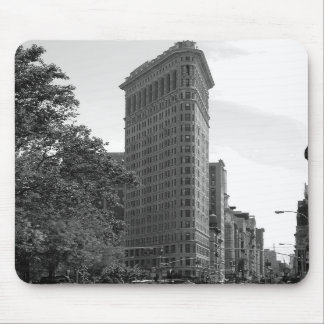 New York City Icon Mouse Pad