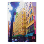 New York City II Tarjeta