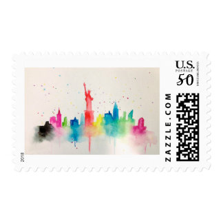 New York City Impression Postage