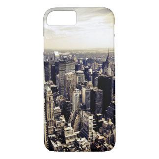 New York City Infinite Skyline iPhone 8/7 Case