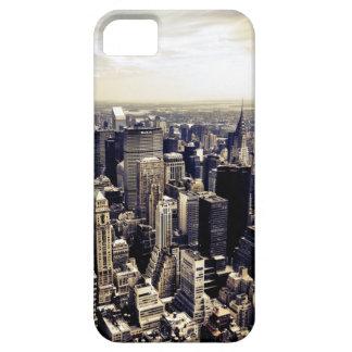 New York City Infinite Skyline iPhone SE/5/5s Case