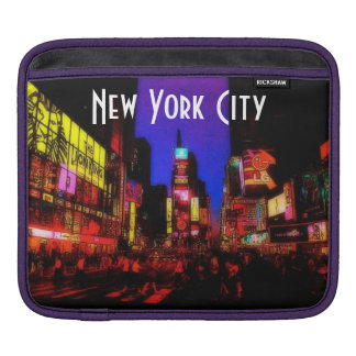 New York City iPad iPad Sleeve
