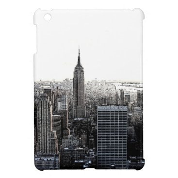 USA Themed New York City iPad Mini Covers