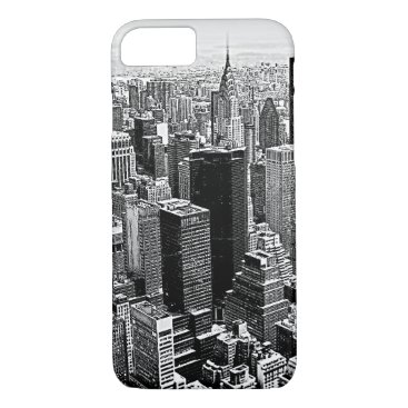 USA Themed New York City iPhone 7 Case