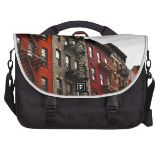 New York City Laptop Messenger Bag
