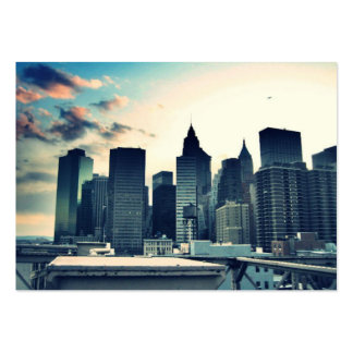 New York City Large Business Cards (Pack Of 100)
