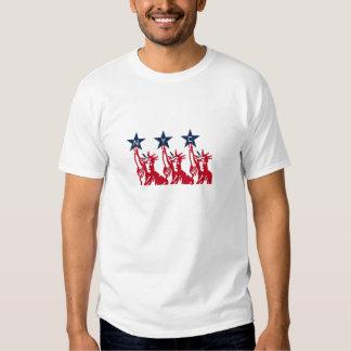New York City Liberty T-shirts