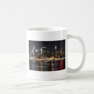 New York City Lights Coffee Mug