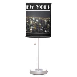 New York City Lights Lamp