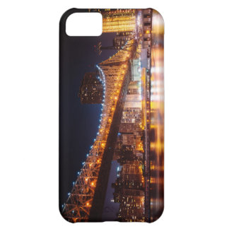 New York City Lights - Night Cityscape iPhone 5C Cover