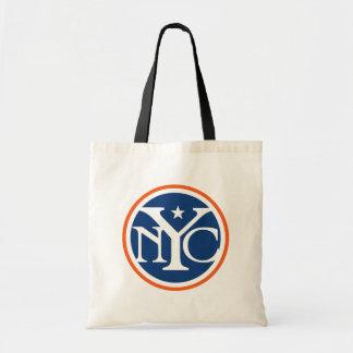 New York City Logo Tote Bag