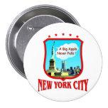 New York City los E.E.U.U. Pins