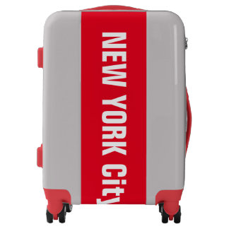 NEW YORK City Luggage