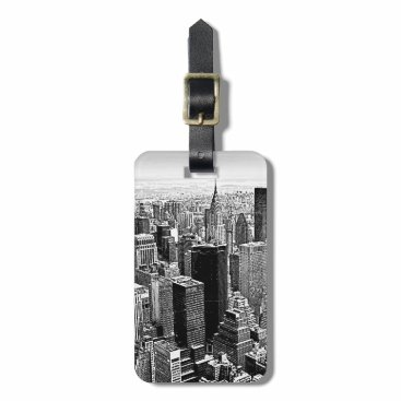 USA Themed New York City Luggage Tags