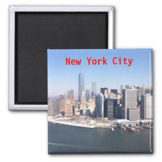 New York City Refrigerator Magnets