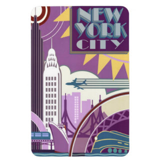 new york city magnet