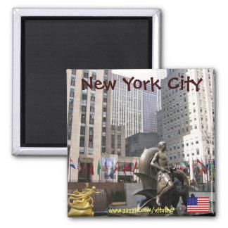 New York City magnet design
