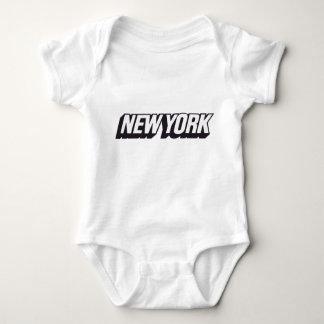 New York City Mameluco De Bebé
