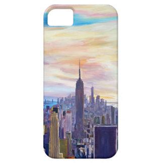 New York City Manhatta Skyline iPhone SE/5/5s Case