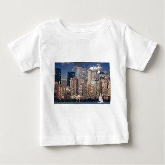 New York City Manhattan Baby T-Shirt