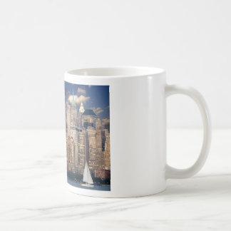 New York City Manhattan Coffee Mug
