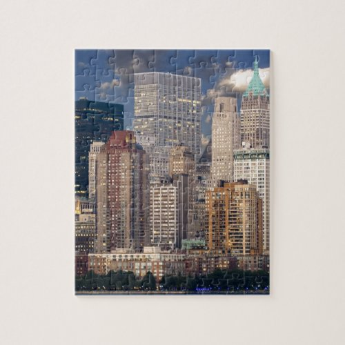 New York City Manhattan Puzzle