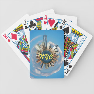 New York City Manhattan Stunning! Bicycle Playing Cards