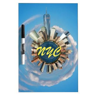 New York City Manhattan Stunning! Dry-Erase Board