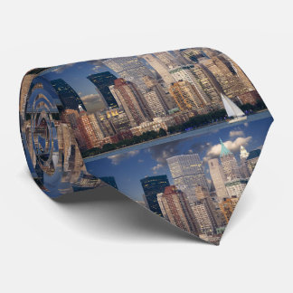 New York City Manhattan Tie