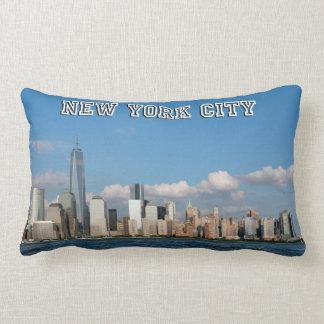 New York City - Manhattan & Times Square - USA Pillows