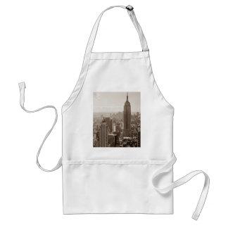 New York City Midtown Adult Apron