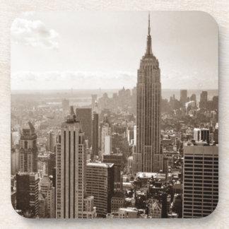 New York City Midtown Beverage Coaster