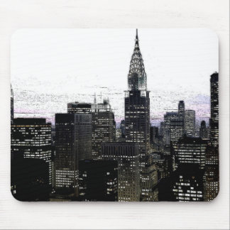 New York City Midtown Mouse Pad