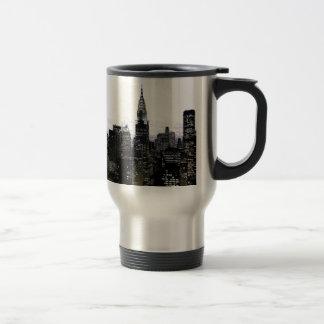 New York City Midtown Travel Mug