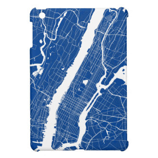 New York City Modern Map Cover For The iPad Mini